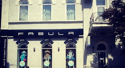 Photo of Boutique Fabula boutique at Саратов, Russia