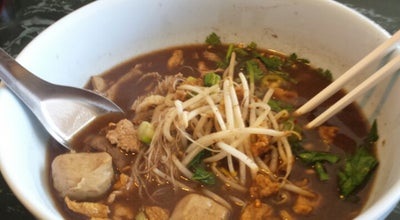 Photo of Restaurant Pa Ord Noodle Hollywood at 7075 West Sunset Blvd, Los Angeles, CA 90036, United States