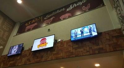 Photo of American Restaurant Crazy For Burger at Rua Vinte E Quatro De Maio 790, Indaiatuba 13330-060, Brazil