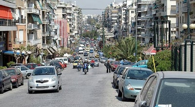 Photo of Neighborhood Παγκράτι (Pagkrati) at Παγκράτι, Αθήνα, Greece