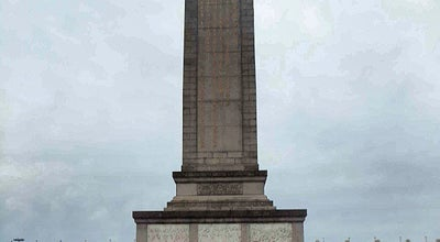 Photo of Monument / Landmark 人民英雄纪念碑 Monument to the People's Heroes at Tian'anmen Square, Beijing, Be 100001, China
