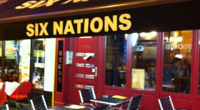Photo of Bar SIX NATIONS Pub & Restaurant at 48-50 Rue Gretry, Brussels Brussels 1, Belgium