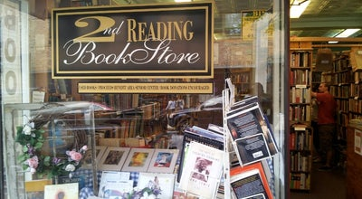 Photo of Bookstore Second Reading Book Store at 32 N Church St, West Chester, PA 19380, United States