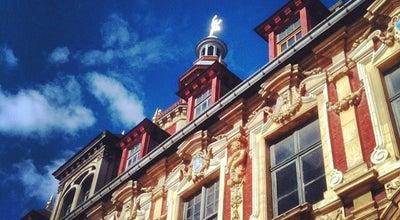 Photo of Historic Site Vieille Bourse at 30 Place Du Général De Gaulle, Lille 59000, France