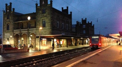 Photo of Train Station Bahnhof Minden (Westf) at Bundesbahnhof 12, Minden 32423, Germany