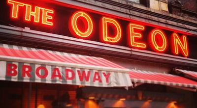 Photo of American Restaurant The Odeon at 145 W Broadway, New York, NY 10013, United States