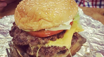 Photo of Burger Joint Five Guys Burgers & Fries at 5-6 Argyll Street, London W1F 7TE, United Kingdom