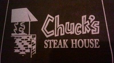 Photo of American Restaurant Chuck's Steak House at 20 Segar St, Danbury, CT 06810, United States
