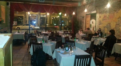 Photo of Other Venue Via Carducci Trattoria at 1419 W Fullerton Ave, Chicago, IL 60614, United States