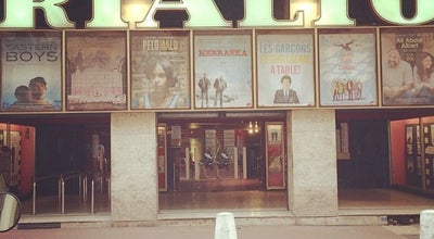 Photo of Tourist Attraction Cinema Rialto at 4 Rue De Rivoli, Nice 06000, France