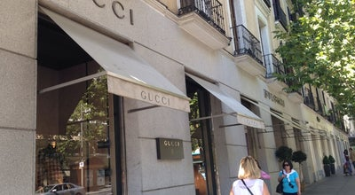 Photo of Clothing Store Gucci at Calle De Serrano 49, Madrid 28006, Spain