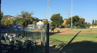 Photo of Baseball Field Albert Park at 155 Andersen Dr, San Rafael, CA 94901, United States