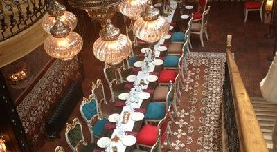 Photo of Middle Eastern Restaurant Mem and Laz Brasserie at 8 Therberton Street, London N1 0QX, United Kingdom