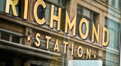 Photo of American Restaurant Richmond Station at 1 Richmond St. West, Toronto, On M5H 3W4, Canada