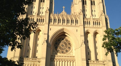 Photo of Monument / Landmark Washington National Cathedral at Massachusetts And Wisconsin Aves. Nw, Washington DC, DC 20016, United States