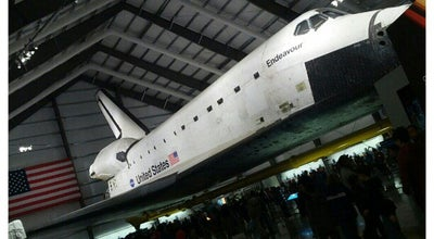 Photo of Science Museum Space Shuttle Endeavour at California Science Center, Los Angeles, CA 90037, United States