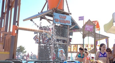Photo of Water Park Raging Waters Waterpark at Morey's Piers And Beachfront Waterparks, Wildwood, NJ 08260, United States