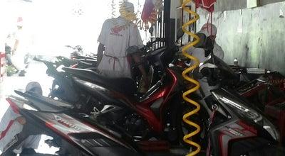 Photo of Motorcycle Shop AHASS Paramitha Motor at Jl Raya Tajem, Indonesia