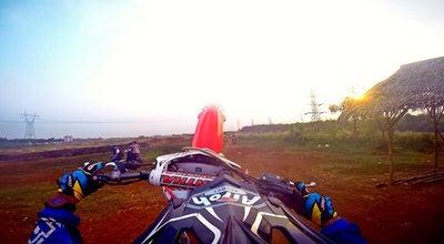 Photo of Racetrack Sirkuit Pagedangan BSD city at Tangerang Selatan, Banten, Banten, Indonesia