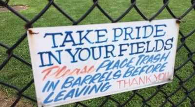 Photo of Baseball Field Poncin-Hewitt Fields at Attleboro, MA 02703, United States