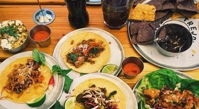 Photo of Mexican Restaurant Trejo's Tacos at 1048 S La Brea Ave, Los Angeles, CA 90019, United States