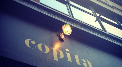 Photo of Mediterranean Restaurant Copita at 27 D'arblay Street, London, United Kingdom