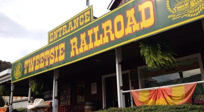 Photo of Tourist Attraction Tweetsie Railroad at 300 Tweetsie Railroad Ln, Blowing Rock, NC 28605, United States