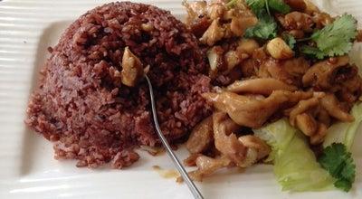 Photo of Thai Restaurant Vanda Siam Restaurant at 668 Sacramento St, San Francisco, CA 94111, United States