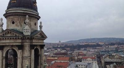 Photo of Scenic Lookout Szent István Bazilika tetőtéri | St. Stephen's Basilica Rooftop at Szent István Tér 1., Budapest 1051, Hungary