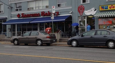 Photo of Italian Restaurant Sanremo Bakery and Cafe at 374 Royal York Rd, Toronto, ON M8Y 2R3, Canada