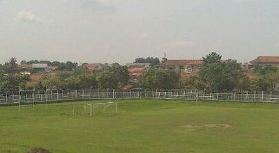 Photo of Basketball Court GOR Purnawarman Purwakarta at Jl. Kapten Halim, Purwakarta, Indonesia