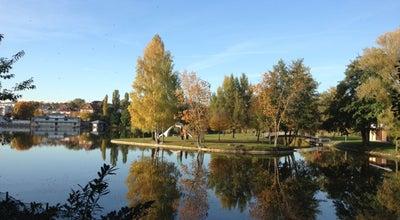 Photo of Lake Großer Woog at Heinrich-fuhr-str., Darmstadt 64287, Germany