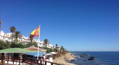 Photo of Beach Playa Riviera at Urb. Riviera Del Sol, Mijas, Spain