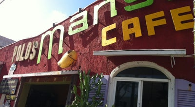 Photo of Mexican Restaurant Mango Cafe at All'interno Dell'isola, Isla Mujeres 77400, Mexico