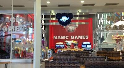 Photo of Arcade Magic Games at Shopping Cidade Norte, Brazil