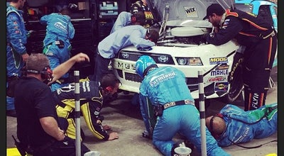 Photo of Racetrack NASCAR Xfinity Series Garage-Homestead at Homestead, FL 33035, United States