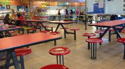Photo of Burger Joint Cafè A at Malacca Matriculation College, Melaka, Malaysia