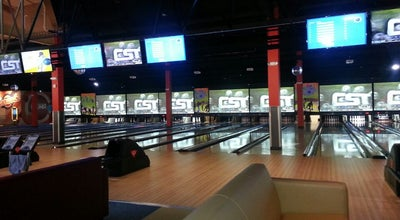 Photo of Bowling Alley Round 1 Bowling & Amusement at 401 Lakewood Center Mall, Lakewood, CA 90712, United States