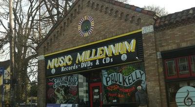 Photo of Electronics Store Music Millennium at 3158 E Burnside St, Portland, OR 97214, United States