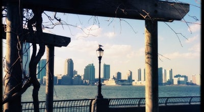 Photo of Park Battery Park City Esplanade at Battery Park City, New York, NY 10280, United States