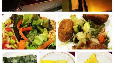 Photo of Mediterranean Restaurant Es Ginebro at Avenida Bisbe Llompart 124, Inca 07300, Spain