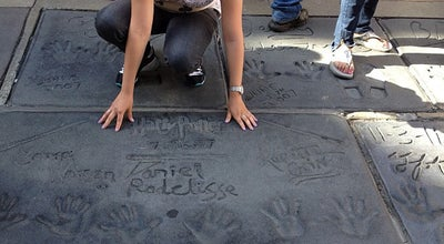 Photo of Historic Site TCL Chinese Theatres at 6925 Hollywood Blvd, Los Angeles, CA 90028, United States