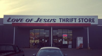 Photo of Thrift / Vintage Store Love Of Jesus Thrift Store at 5503 Midlothian Tpke, Richmond, VA 23225, United States