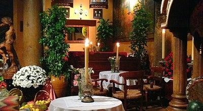 Photo of New American Restaurant Abaco at Calle Berenguer Santjoan 1 La Lonja, Palma de Mallorca 07012, Spain