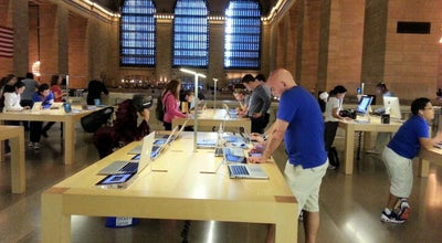Photo of Electronics Store Apple Grand Central at 45 Grand Central Terminal, New York, NY 10017, United States