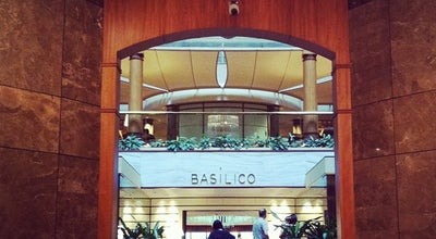 Photo of Italian Restaurant Basilico at Regent Singapore, Singapore 249715, Singapore