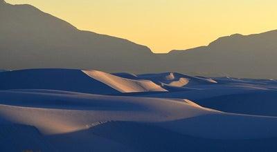 Photo of National Park White Sands National Monument at 19955 Highway 70 West, Alamogordo, NM 88310, United States