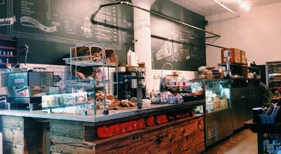 Photo of Restaurant Dépanneur at 242 Wythe Ave, Brooklyn, NY 11249, United States