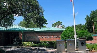 Photo of Library Austin Davis Public Library at 17808 Wayne Rd, Odessa, FL 33556, United States