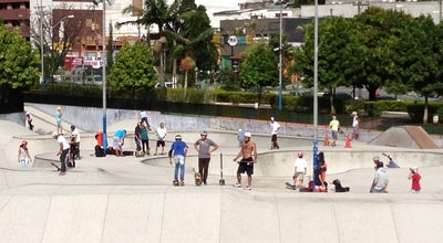 Photo of Skate Park Pista de Skate - Parque da Juventude at Av. Armando Ítalo Setti, 65, São Bernardo do Campo 09170-150, Brazil